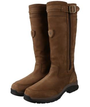 Men's Ariat Torridon Zip GTX Insulated Boots - Bracken Brown
