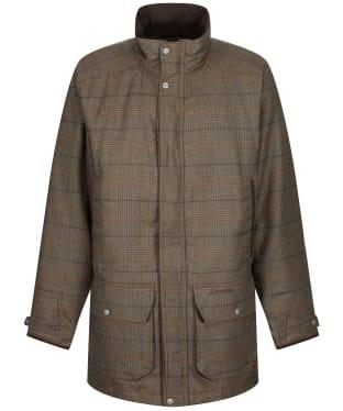 Men's Schoffel Ptarmigan Tweed Classic Coat - Arran Tweed