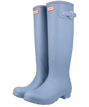 Women's Hunter Original Tall Wellington Boots - Blue Stem