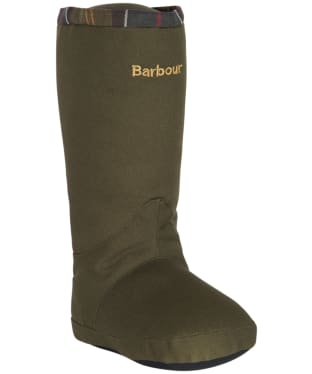 Barbour Wellington Boot Dog Toy - Green