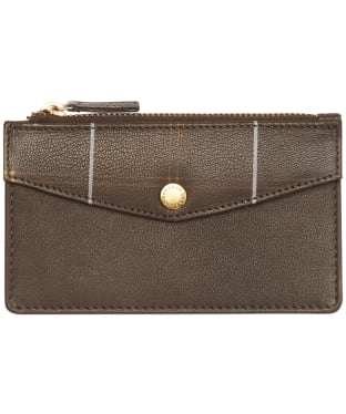 Women's Barbour Coin Purse - Brown