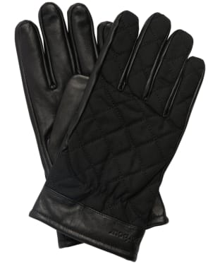 Men's Barbour Dalegarth Gloves - Black