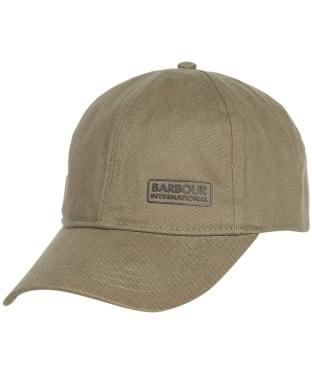 Men's Barbour International Norton Drill Cap - Dusky Khaki