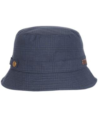 Men's Barbour Copthorn Sports Hat - Navy