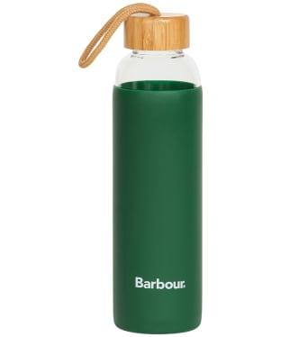 Barbour Glass Bottle - Green