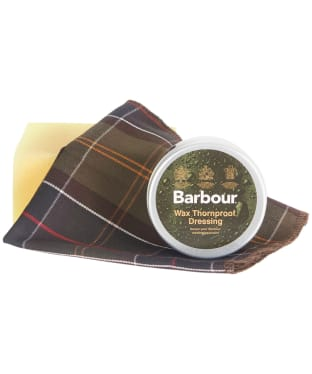Barbour Mini Reproofing Kit - Classic Tartan