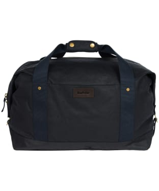 Barbour Essential Wax Holdall - Navy