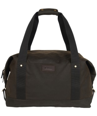 Barbour Essential Wax Holdall - Olive