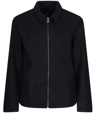 Men's Crew Clothing Whitfield Jacket - Dark Navy