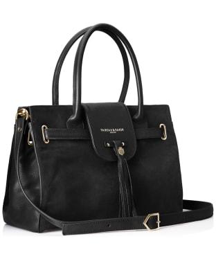 Women's Fairfax & Favor Windsor Handbag - Black