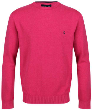 Men's Joules Jarvis Jumper - Pink Berry