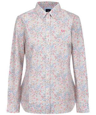 Women's Crew Clothing Lulworth Shirt - Floral Multi
