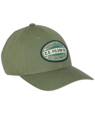 Men's Filson Logger Cap - Army Kenai