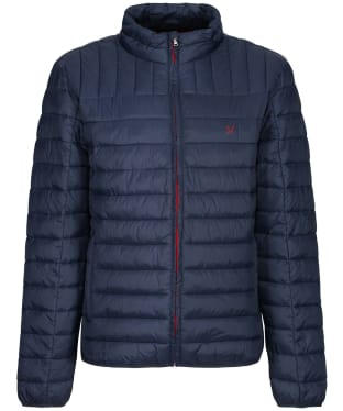 Men's Crew Clothing Lowther Quilted Jacket - Dark Navy