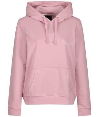 Women's Crew Clothing Leisure Hoodie - Pink