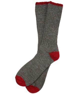 Pennine Byron Boot Socks - Derby Tweed