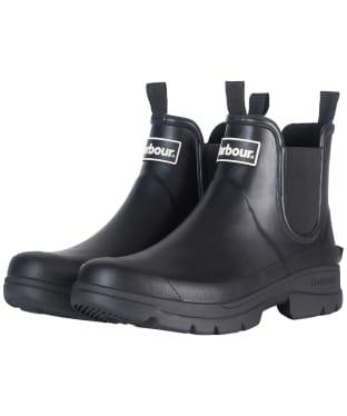 Men's Barbour Nimbus Chelsea Boots - Black