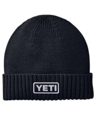 Yeti Logo Beanie Hat - Navy