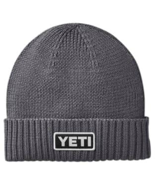 Yeti Logo Beanie Hat - Grey