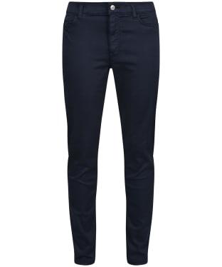 Women's GANT Nella Travel Colour Jeans - Evening Blue