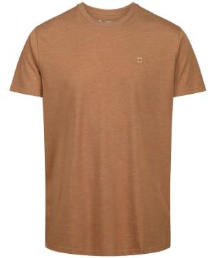 Men's Tentree Treeblend Classic T-Shirt - Foxtrot Brown Heather
