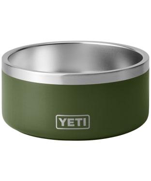 YETI Boomer 4 Dog Bowl - Highlands Olive
