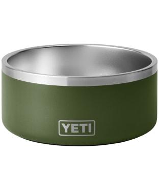 YETI Boomer 8 Dog Bowl - Highlands Olive