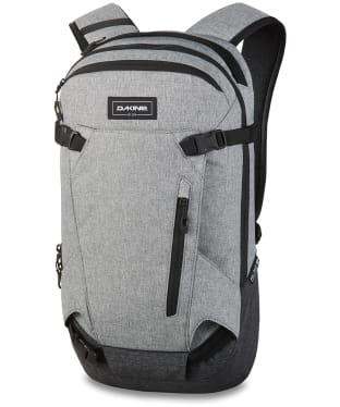 Dakine Heli Backpack 12L - Greyscale