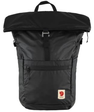 Fjallraven High Coast 24L Foldsack - Black