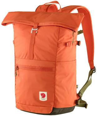 Fjallraven High Coast 24L Foldsack - Rowan Red