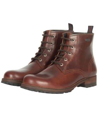 Men's Barbour International Dredd Boots - Mahogany