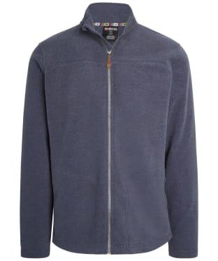 Men's Sherpa Rolpa Jacket - Neelo Blue