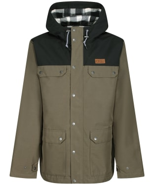 Men's Picture Moday Waterproof Jacket - Dusty Olive