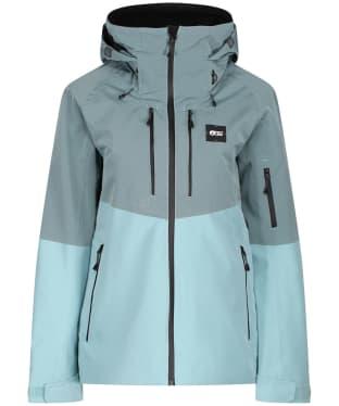 Women's Picture Signa Waterproof Jacket - Cloud Blue