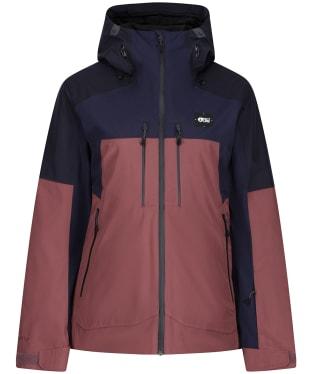 Women's Picture Exa Waterproof Jacket - Dark Blue