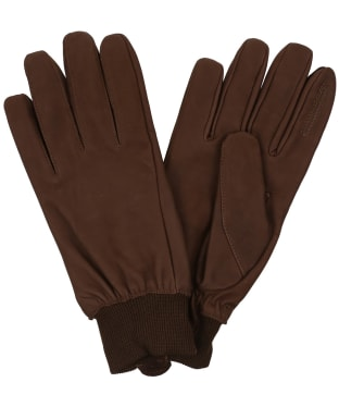 Laksen Milano Gloves - Brown Leather