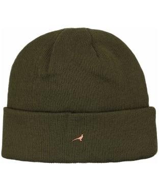 Laksen Knit Hat - Green