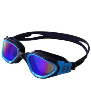 Zone3 Vapour Swim Polarised Goggles - Navy / Blue