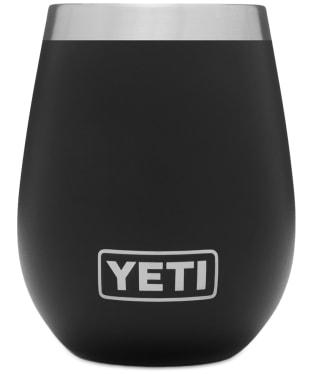 YETI Rambler 10oz Wine Tumbler - Black