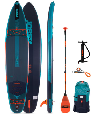 Jobe Duna 11.6 Inflatable Paddle Board Package - Teal