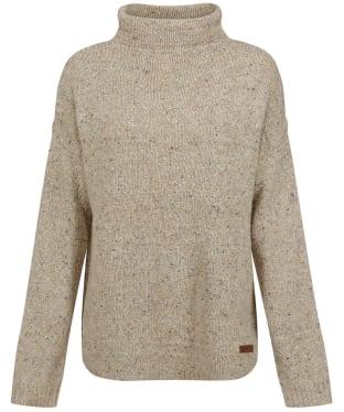 Women's Sherpa Yuden Pullover Sweater - Chai Tea