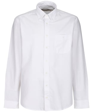 Men's R.M. Williams Collins Shirt - White