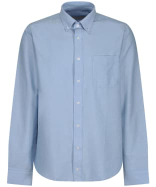 Men's R.M. Williams Jervis Button Down Shirt - Light Blue