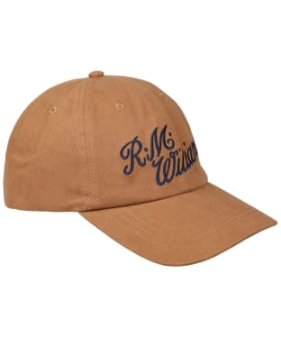 R.M. Williams Script Cap - Brown / Navy