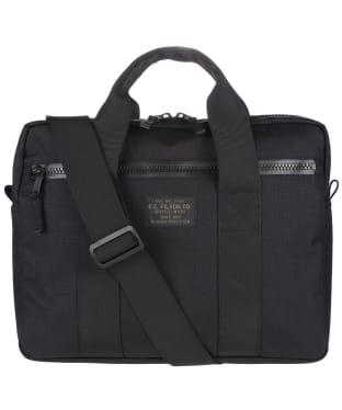Filson Ripstop Nylon Compact Briefcase - Black