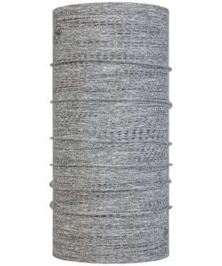 Buff Dryflx Solid Necktube - Light Grey