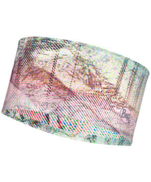 Women's Buff CoolNet UV® Wide Headband - Blossom Pink