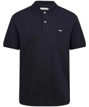 Men's R.M. Williams Rod Polo Shirt - Navy