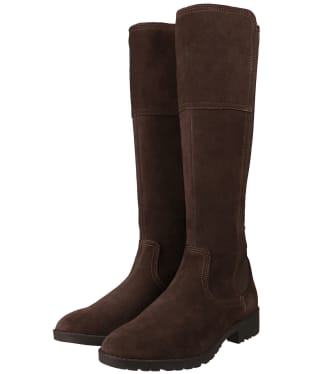 Women's Ariat Sutton II Waterproof Boots - Chocolate