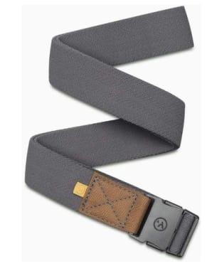 Arcade Ridge Slim Belt - Charcoal